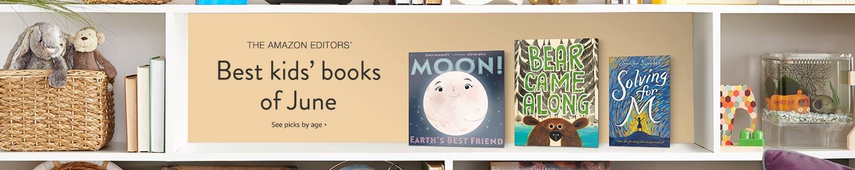 Best kids' books of June