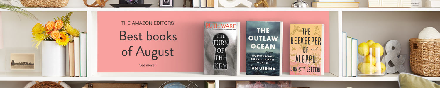 Best books of August