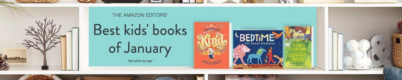 Best kids' books of January