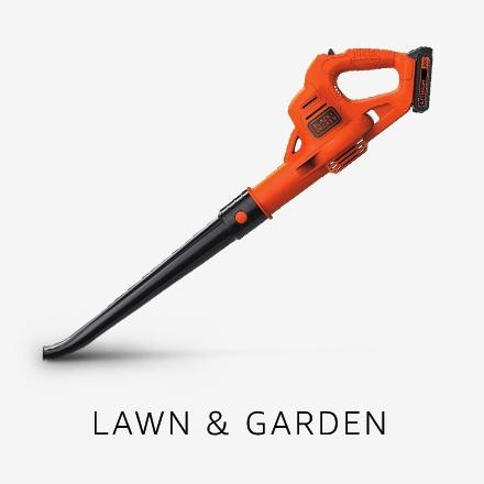 Renewed: Lawn & Garden