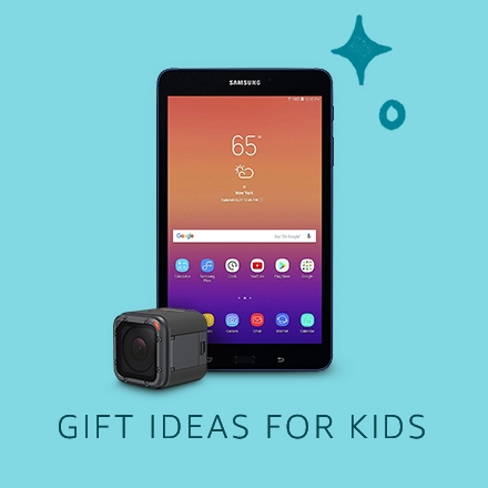 Gift ideas for kids. Renewed Gift Guide.