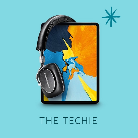 The Techie. Renewed Gift Guide.
