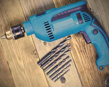 Like-new tools for DIY projects