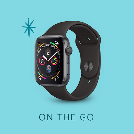 Gifts for those on the go. Amazon Renewed Gift Guide.