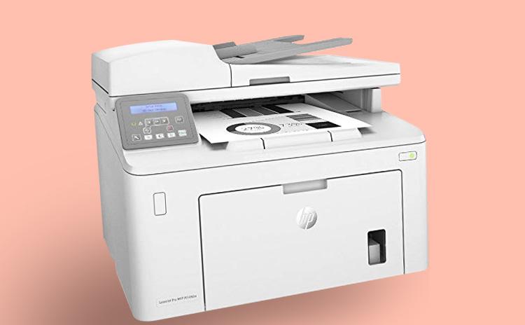 HP Laserjet Pro Multifunction Laser Printer