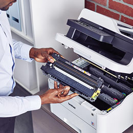 Buy an eligible Brother printer, qualify for a $20 credit.