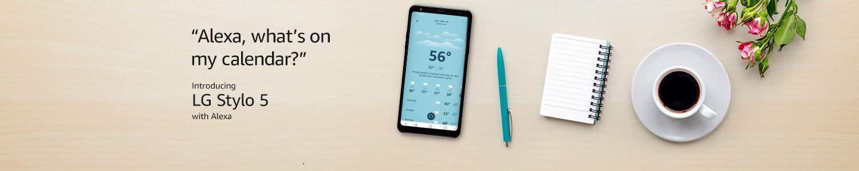 Amazon com: Alexa Built-in Phones