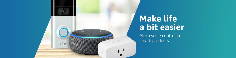 Smart Home Make Life Easier @ Amazon com