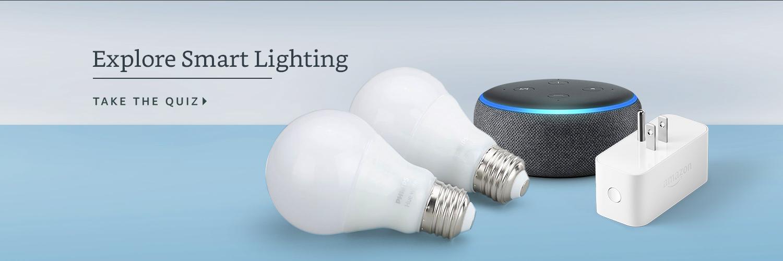 Explore smart lighting
