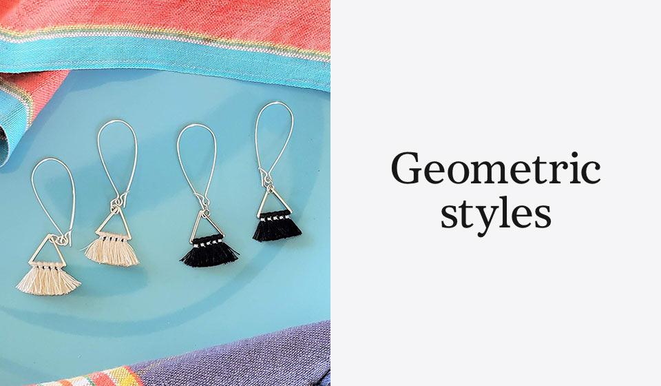 Geometric styles