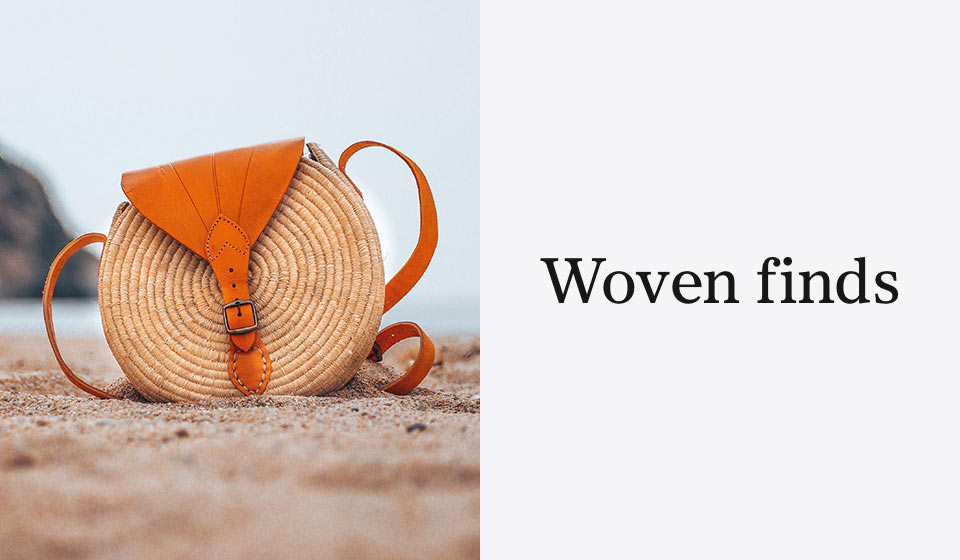 Woven finds