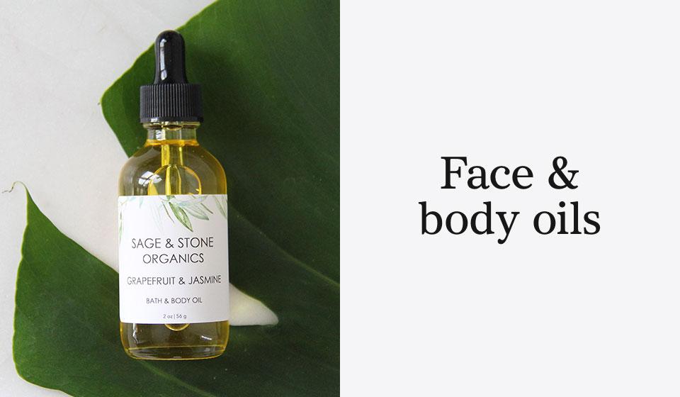 Face & body oils