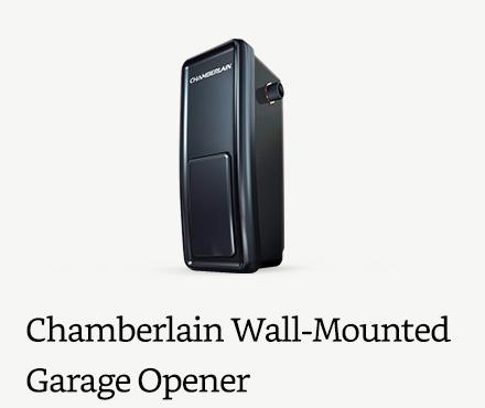 Chamberlain Wall Mounted Garage Door Opener