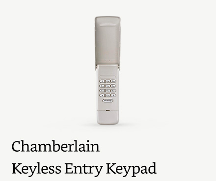 Chamberlain Garage Door Keyless Entry Keypad