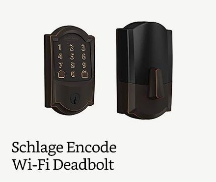 Schlage Encode Wi-Fi Deadbolt