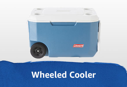 Wheeled Cooler