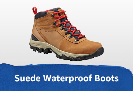 Suede Waterproof boots