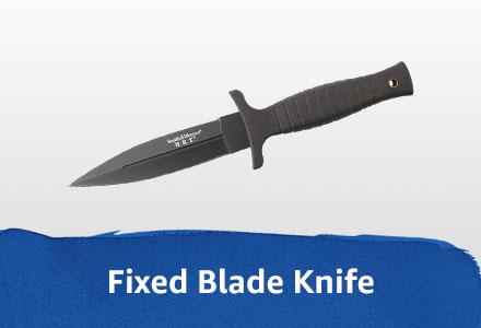 fixed blade knofe