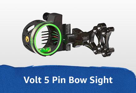 pin bow sight