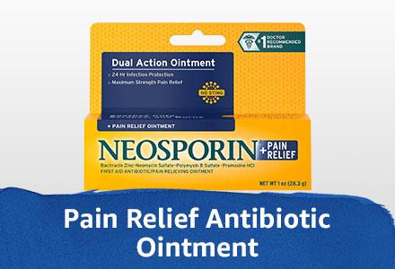 antobiotic ointment