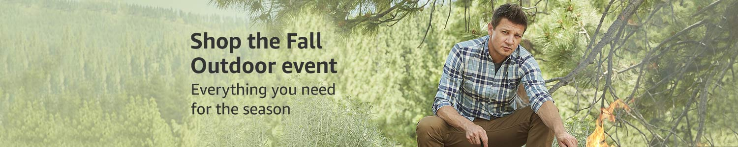 Shop the Fall Outdoor event