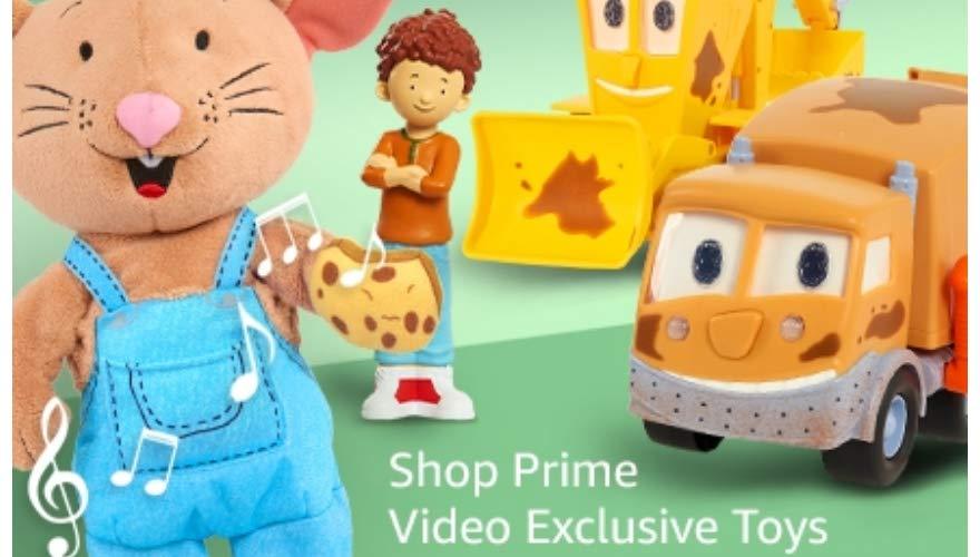 Shop Prime Video Exclusive Toys