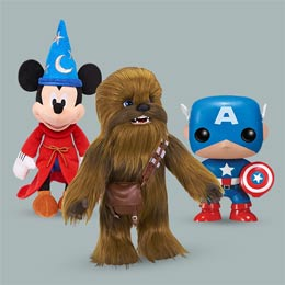 Top movie toys
