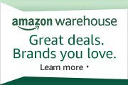 Amazon Warehouse - Great deals. Brands you love.