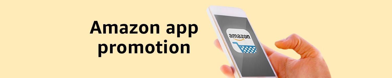 Amazon app promotion