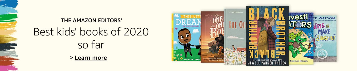 Best children's books of 2020 so far