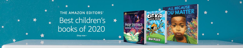 Best children's books of 2020