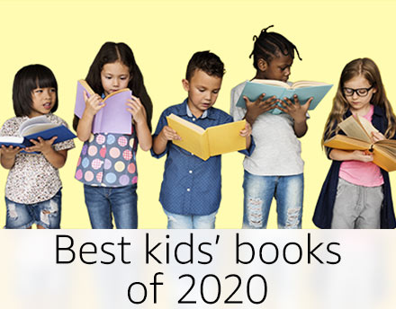Best Kids' Books of 2020