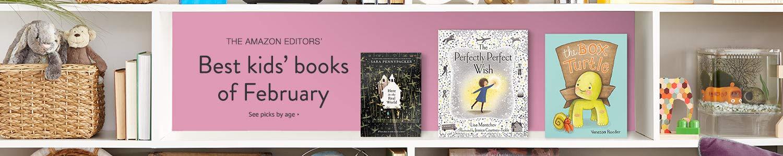 Best kids' books of February
