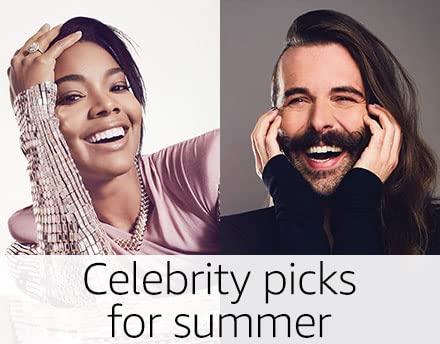 Celebrity picks for summer