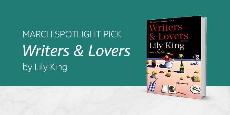 Writers & Lovers by Colum McCann