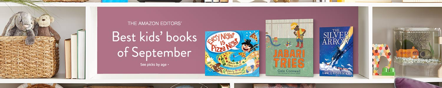 Best kids' books of September