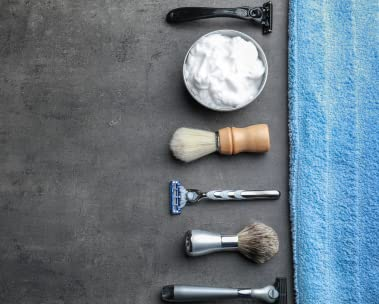 Men's shaving items