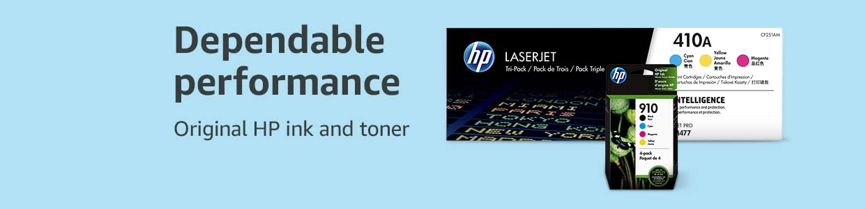 Shop original HP ink & toner