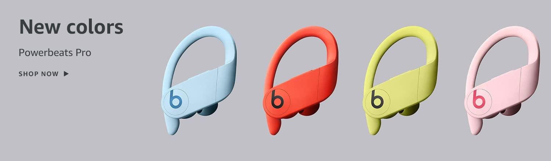 Beats wireless earphones