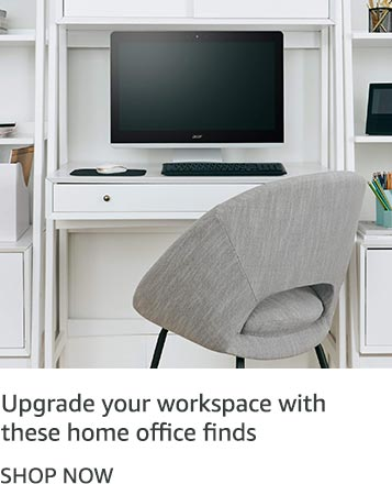 Upgrade your workspace with these home office finds
