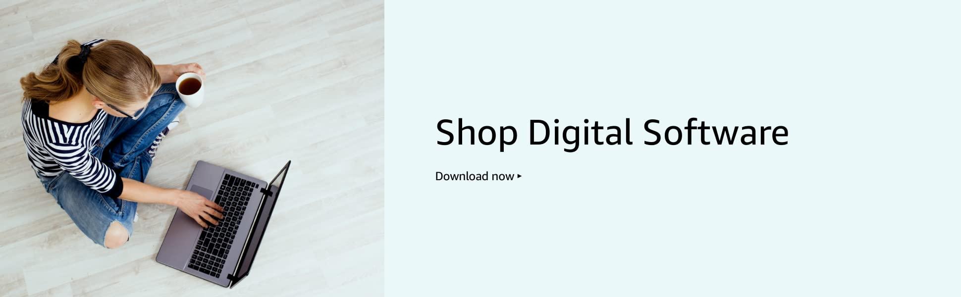 Shop Digital Software