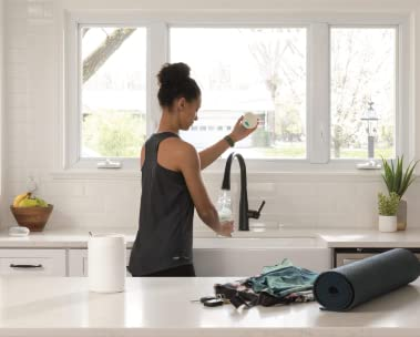 Kitchen faucets with less leakage