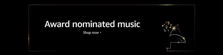 Award nominated music
