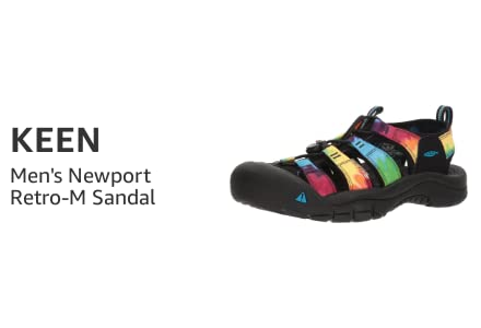KEEN Men's Newport Retro- M Sandal