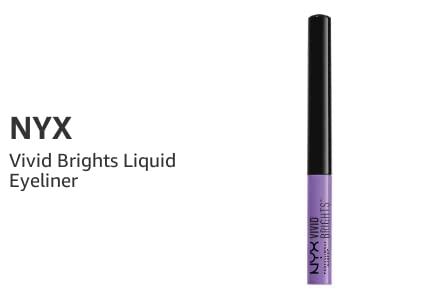 NYX Vivid Brights Liquid Eyeliner