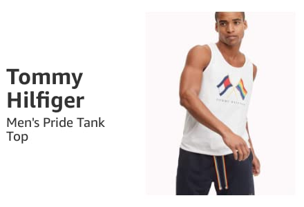 Tommy Hilfiger Men's Pride Tank Top