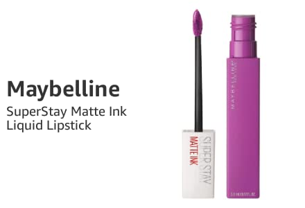 Maybelline SuperStay Matte Ink Liquid Lipstick