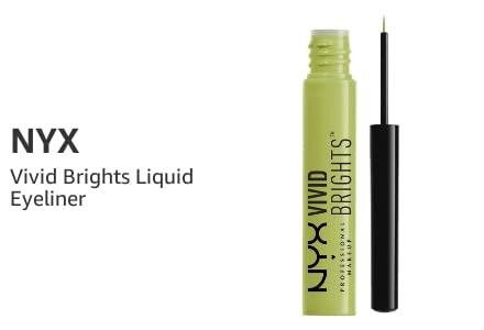 NYX Viv Brights Liquid Eyeliner