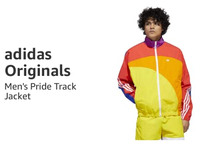 adidas Originals Men's Pride Track Jacket