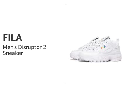 FILA Men's Disruptor 2 Sneaker